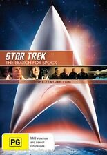 STAR TREK III (3): The Search For Spock DVD The Feature Film BRAND NEW SEALED R4