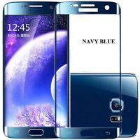 3D Curved Full Covered Premium Tempered Glass Samsung Galaxy S6 S7 Edge Plus