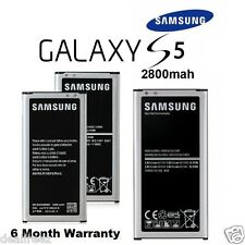 Samsung Battery For Galaxy S5 i9600 EB-BG900BBC 2800 mAh With VAT Bill Warranty