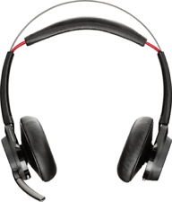 Plantronics Voyager Focus Headset B825 Bluetooth With Charging Station