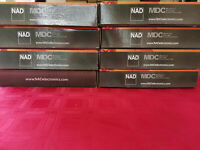 NAD VM130 HDMI IN, HDMI OUT, 4K and USB upgrade module. Works with T758. New