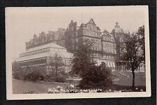 L@@K  Hotel Majestic Harrogate 1920's? RP Postcard ~ Yorkshire