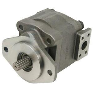 E7NN600CA 85700189 D8NN600AA Hydraulic Pump Fits Ford Fits New Holland 445 340 4