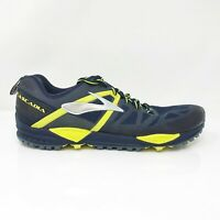 Brooks Mens Cascadia 10 1101871D413 Blue Running Shoes Lace Up Size 12.5 D