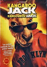 NEW DVD // Kangaroo Jack // Anthony Anderson, Christopher Walken