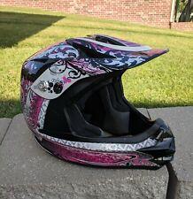 EUC Adult S Fulmer DOT RX3 Dirt Bike Helmet