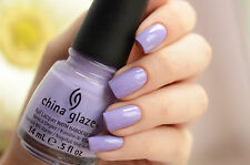 CHINA GLAZE nail lacquer polish with hardeners in 1148 tart-y for the party