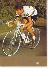 CYCLISME carte cycliste JURGEN TSCHAN équipe PEUGEOT- BP