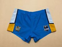 ISC Gold Coast Titans Shorts Mens ~ Sz Large ~ Great Cond Rugby League NRL Team