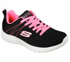 Patternless Memory Foam Trainers for Women
