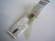 "SWATCH COLLECTOR-SPECIAL ""SCRIBBLE"" +NEUWARE+"