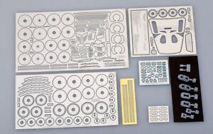 Hobby Design HD02-0282 1/24 Aston Martin DBS Detail Set for Tamiya (PE+Resin)
