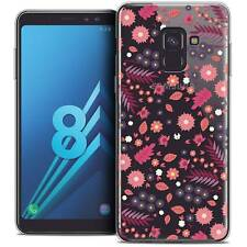 """Coque Gel Pour Galaxy A8 (2018) A530 (5.6"""") Souple Spring Printemps"""