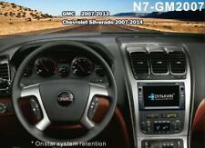 DYNAVIN N7-GM2007 RADIO NAVIGATION SYSTEM, FOR CHEVROLET AND GMC 2007-2013