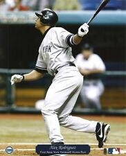 A-Rod ALEX RODRIGUEZ 8x10 (1st HR as a Yankee) NEW YORK #13 Steiner Action Photo