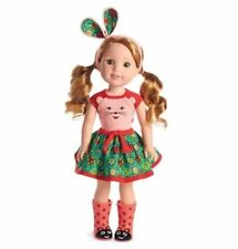 American girl Wellie Wishers Willa doll 14.5' Wellie Wisher New in box