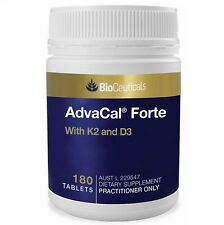 Bioceuticals AdvaCal Forte 180 Tablets RRP $56.95