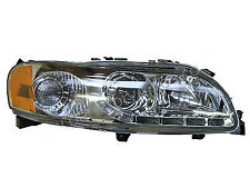 Volvo S60/V70 2001-2004 Chrome Projector Devil Eyes Styling Headlamps (Pair) RHD