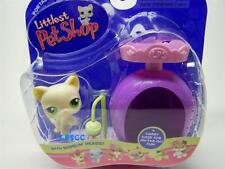 Littlest Pet Shop CAT KITTEN w/ Scratching Post lot #98 Rare Retired NIB 2005