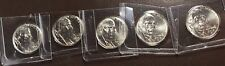 2013 D Jefferson Nickels from Denver Mint Sets- x5