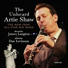 New York All-Star Bi - The Unheard Artie Shaw [New CD]
