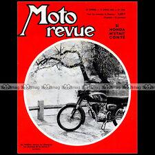 MOTO REVUE N°1736 HONDA STORY BMW R50 CROSS CAVAILLON GJ-P BELTOISE BABIN 1965