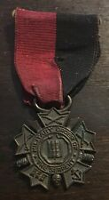 Military Order Of The Serpent Ribbon-Spanish American War Veteran Medal