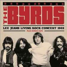 Byrds, The - Lee Jeans Living Rock Concert 1969 NEW CD