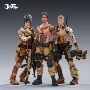 JOYTOY 1/18 JT0371 45st LEGION Wasteland Hunter Team Soldier Action Figure Toy