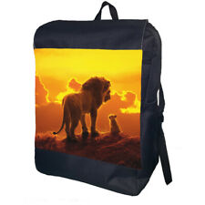 Lion King Backpack School Bag Travel Daypack Personalised Backpack