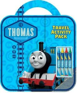 Thomas & Friends Travel Activity Pack - Children's Party Colouring