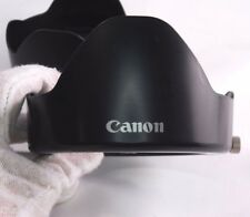 Canon Lens Hood 82mm camcorder Video Genuine, Black - Used 5112019