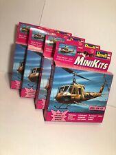 New Old Stock!!! REVELL MINIKITS BELL UH-1B Mini Kits 06531