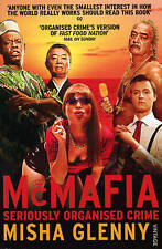 McMafia: Seriously Organised Crime,GOOD Book