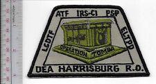 ATF Pennsylvania Harrisburg Regional Office Operation Tomba IRS CID Vel hooks
