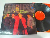 """Eighth Wonder Fearless LP vinyl 12 """" 1988 Spain Ersten Press VG/VG - 3T"""