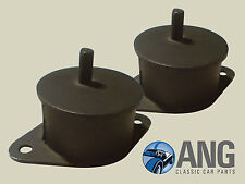 MGB, MGB-GT '75-'80 ENGINE MOUNTS (RUBBER BUMPER MODEL) x 2 (BHH1621)