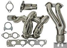 Manzo M2 Stainless Steel Exhaust Header 2002-2004 Chevrolet Cavalier 2.2L ECOTEC
