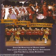 V/A - Massed Bands Spectacular (UK 15 Track CD Album)