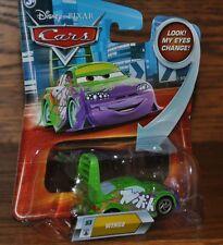 Disney Pixar Cars Die Cast Look My Eyes Change Wingo #53 NEW