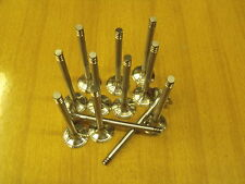 2.9 24 valve V6 Cosworth BOB Scorpio Granada set of 12 Exhaust valves 1994-1998
