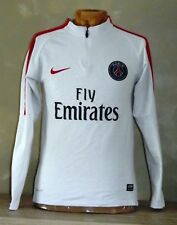 ancienne veste de survetement de football Paris Saint Germain PSG maillot