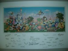 Walt Disney World 30th Anniversary Poster