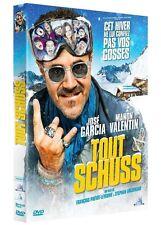 DVD *** TOUT SCHUSS *** avec José Garcia  ( neuf sous blister)