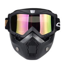 Tactical Mask Anti-fog Safety Full Face Mask Shock Resistance Protective Eyewear
