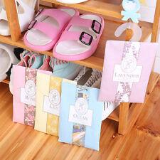 5Pcs Scented Fragrance Hanging Home Wardrobe Drawer Car Perfume Sachet Bag