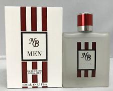 NB MEN EAU DE TOILETTE PERFUME FRAGRANCE SPRAY FOR MEN MENS HIM 100ML