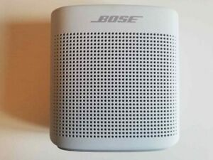 Bose Diffusore SoundLink Color Bluetooth 2 II  Bianco Impermeabile Ricaricabile