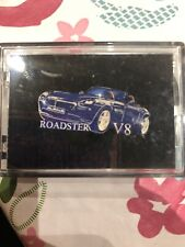 BMW Alpina V8 Roadster pin badge Brand New In Original Box Official Merchandise