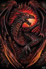 SPIRAL COLLECTION POSTER DRAGON FURNACE